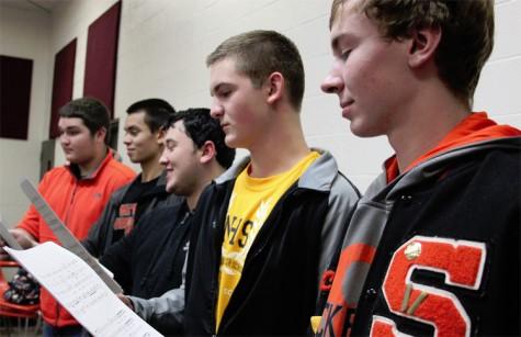 Choir earns superior mark