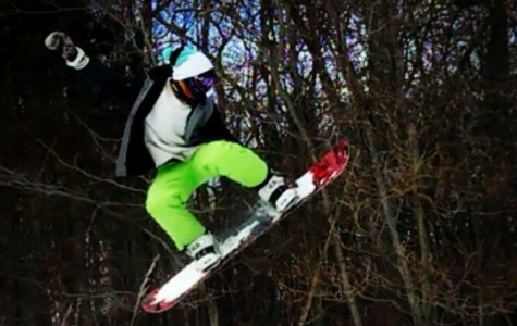 Snowboarding, the Winter sport
