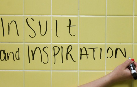 Insults and inspiration