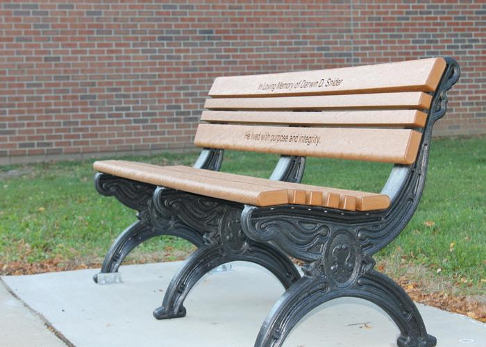 %22In+Loving+Memory+of+Darwin+D.+Snider.%22%0APlaced+in+Darwin%27s+favorite+spot+around+the+high+school%2C+this+bench+honors+his+life+of+service+to+the+community+and+his+family.+It+was+officially+accepted+by+the+school+board+on+September+14.