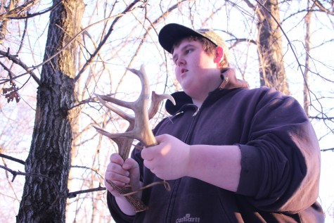 The best way to start this year's shed hunting season