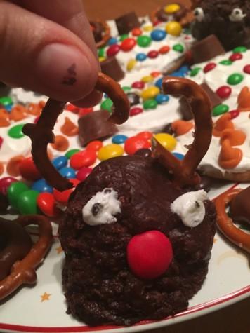 reindeer cookie balls