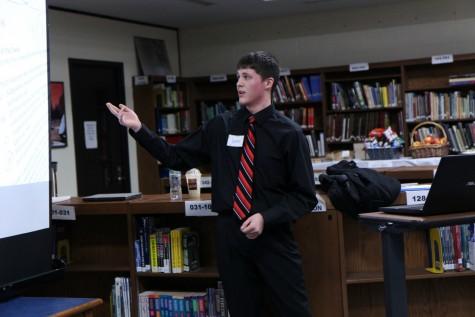 The terrors of public speaking