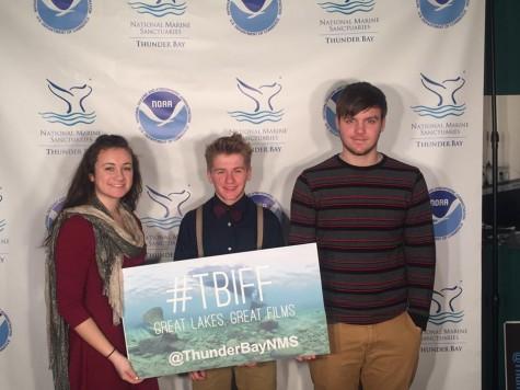 Robotics film team wins first at Thunder Bay national film festival