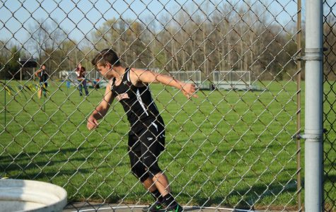 Track and field throwers