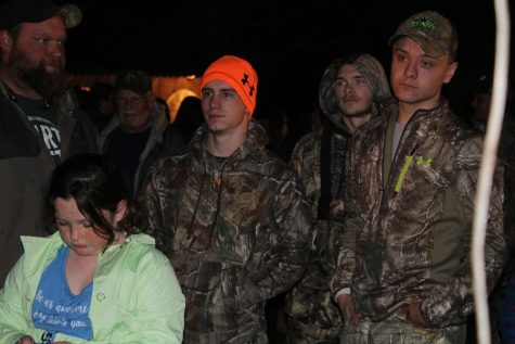 High school students attend community Big Buck Bash