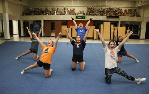 Competitive cheer season begins promising