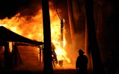 BREAKING: Delayed response to downed powerline causes structural blaze