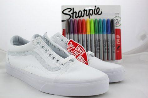 Art students enter Vans' custom shoes contest