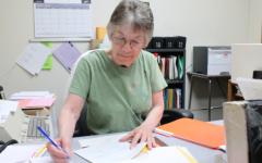 Office secretaries plan for retirement