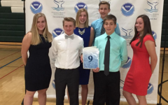 Underwater Robotic team wins state competition