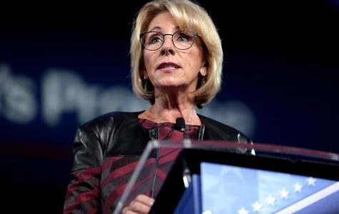 Dear Betsy DeVos: You are making a bad decision.