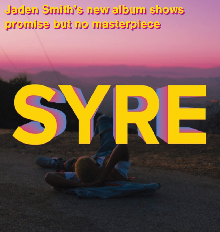 Jaden Smith's 'SYRE' shows promise, but no masterpiece