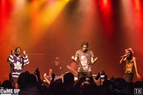 Flatbush Zombies' 'Vacation in Hell,' sign of increasing talents