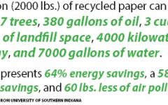 Restore the recycle habit
