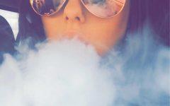 Deteriorating health caused by vaping