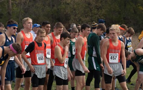 State level runners motivate enter cross team