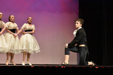 Local performance arts studio starts traveling dance company
