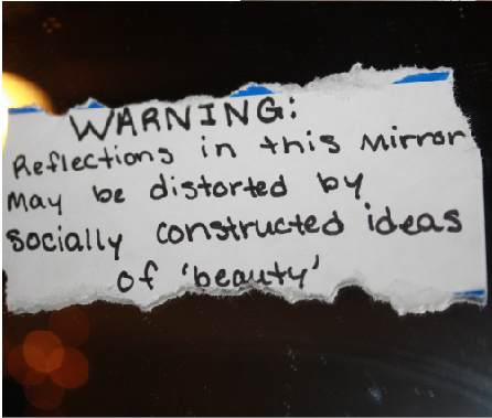 Body image affects mental health of adolescents
