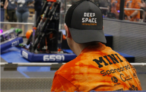 FIRST robotics greatest accomplishment: making it to Worlds