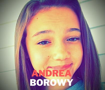 Photo of Andrea Borowy