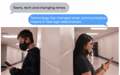 Teens, tech and changing times