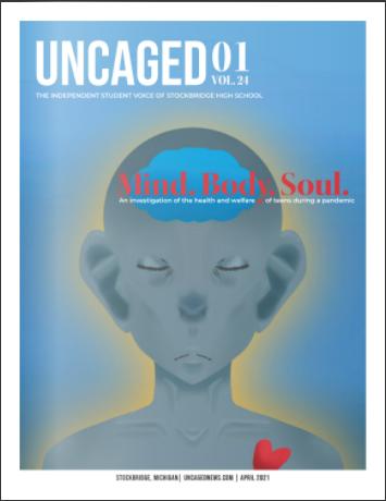 Uncaged Volume 24 Edition 01